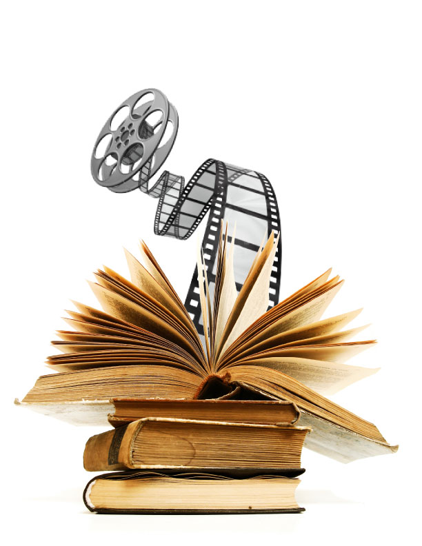 Are you a movie lover? Books?