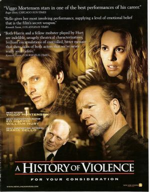 "Review for ""A History of Violence"""