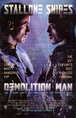 "Review for ""Demolition Man"""