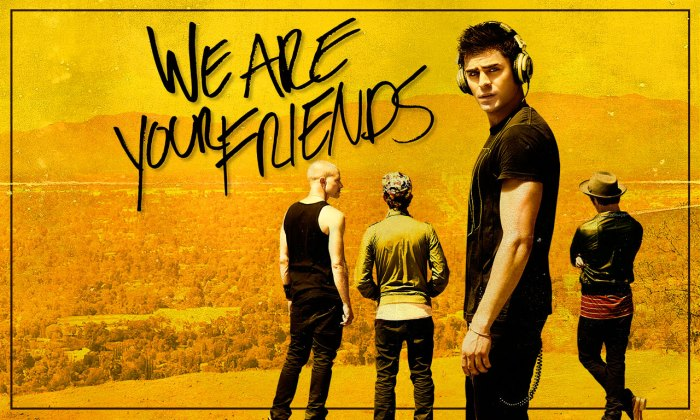 "Review for ""We Are Your Friends"""