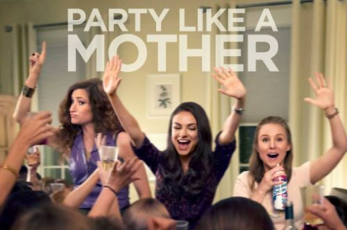 "Review for ""Bad Moms"""